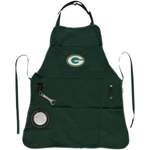 Green Bay Packers Four-Pocket Apron