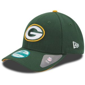 Green Bay Packers New Era Youth League 9FORTY Adjustable Hat