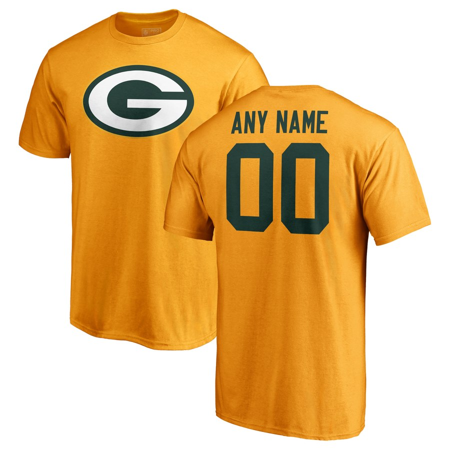 Green Bay Packers NFL Pro Line Gold