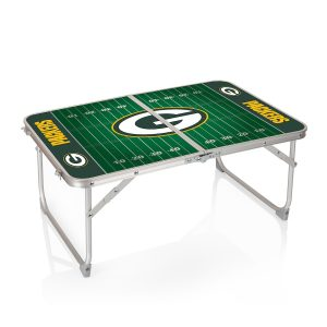 Green Bay Packers Mini Portable Table