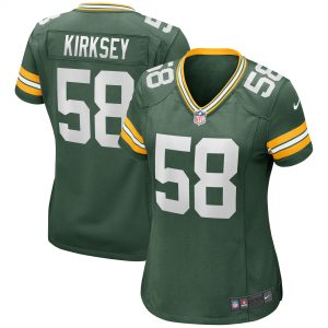 Christian Kirksey Green Bay Packers Nike Women's Game Player Jersey