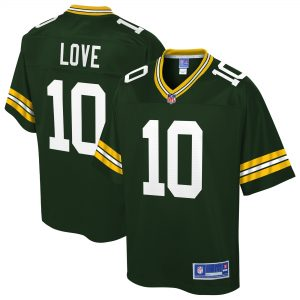 Jordan Love Green Bay Packers Player Jersey